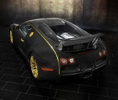 4 Awesome Bugatti by Mansory You Have To See Side by Side - Page 20 of 26