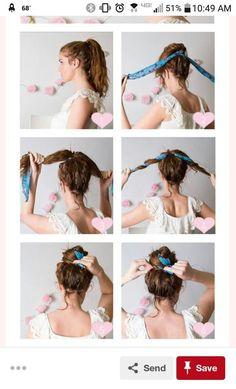 écharpe Chignon #bandanahairstyles #Bun #Hair #scarf #CurlsHairstyles #FashionableHairstyles #HairstyleTrends #ShortHairstyles #hairscarfstyles écharpe Chignon #bandanahairstyles #Bun #Hair #scarf #CurlsHairstyles #FashionableHairstyles #HairstyleTrends #ShortHairstyles