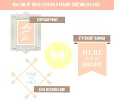 Lovefield Stationery Design Giveaway!