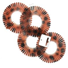 Tortoiseshell Flexi Combs/ Shark Combs / Hair Combs (Pack of 4) ** Want to know more, click on the image.