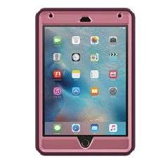 *New* iPad mini 4 OtterBox Case iPad mini 4 OtterBox defender series, rugged protection. Color: Very Berry. New without tags. Lid has a stand you can place your iPad on. OtterBox Other