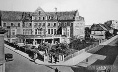 """Výsledky hľadania - """"YMCA"""" - YMCA - Pohľady na Bratislavu Bratislava, Old Photos, Louvre, Mansions, House Styles, Building, Travel, Times, Clowns"""