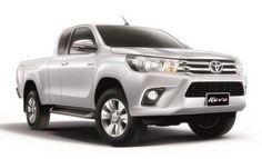 2016 Toyota Hilux Revo Specs and Price