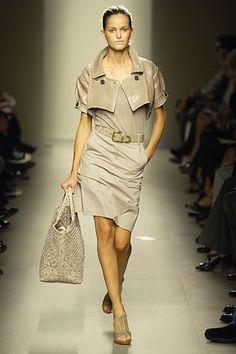 Bottega Veneta Spring 2007 Ready-to-Wear Collection Slideshow on Style.com