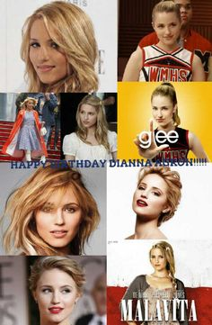 Happy birthday Dianna Agron!!! April 30th,