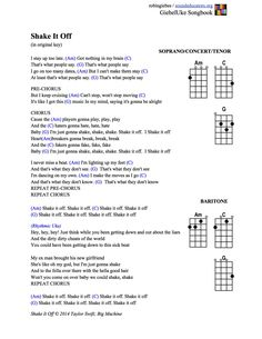 Why Do You Have To Be A Heartbreaker Chords idea gallery