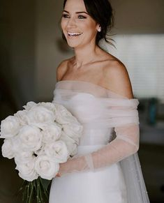 Wedding dresses - gorgeous bridal gown, minimalistic look bride naturalmakeup gourgouswedding weddinggoals Wedding Goals, Wedding Attire, Wedding Day, Rustic Wedding, Diana Wedding, Gown Wedding, Wedding Bride, Wedding Decor, Dream Wedding Dresses