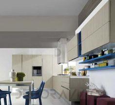 #kitchen #design #interior #furniture #furnishings  комплект в кухню Aran Cucine Bella, ACB06B