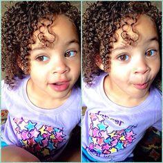 teach your girls to love their curls