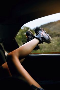 doc martens bare legs out car window Dr. Martens, Bohol, Adventure Is Out There, Mode Inspiration, South Beach, Road Trip, Instagram, Photoshoot, In This Moment