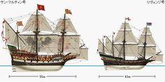 ガレオン船 作る - Google 検索
