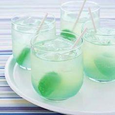 Lollipop cocktails.