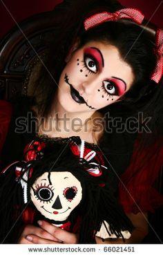 creepy woman's costume - Bing Images