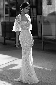 "Gali Karten 2017 Bridal Collection ""Barcelona"" – Famous Last Words Unique Wedding Gowns, Top Wedding Dresses, Bridal Dresses, Bridesmaid Dresses, Marriage Dress, 2017 Bridal, Weeding Dress, Pnina Tornai, Bridal Outfits"