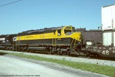 NYS&W F45 3636