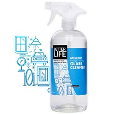 32 oz - Glass Cleaner