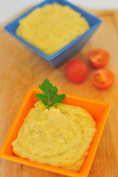 Petit pot de tapioca à la carotte pour bébé