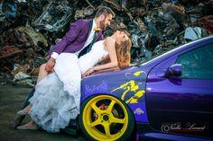 Sedinta foto de nunta cu Maria si Razvan in Iasi