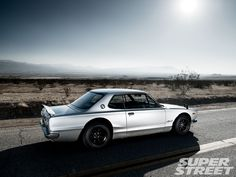 1971 Nissan Skyline. One of my all time favorite cars.