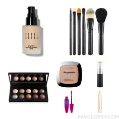 Beauty Advices Including Bobbi Brown Cosmetics Foundation Mac Cosmetics Eyeshadow And Powder Foundation From September 2016 #beauty #makeup