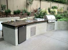 outdoor kitchens uk - gallery