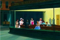 i like this because I think it's kind of creepy, like this guy is being watched by Disney ghosts