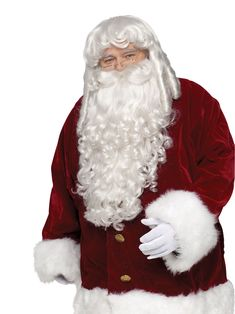 25 Best Our Santa Beards and Wigs images  34e4ab4f51