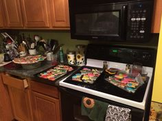 Christmas cookie overload :)