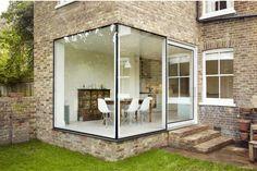 minimalistic window design // adaptation