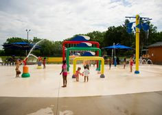 Cool Off at Twin Cities Area Splash Pads & Wading Pools - Family Fun Twin Cities