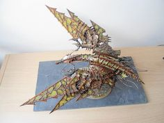 Chaos Heldrake by Jon-Parker, via Flickr