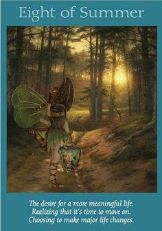 Fairy Tarot Cards ♡ ☆ ♡