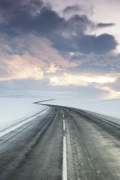 Nothing Lifts My Spirits Like A Wide Open Highway