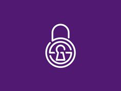 Ssg security padlock locker lock logo design symbol by alex tass