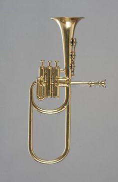 Sopranino saxhoorn (Adolphe Sax, 1862)