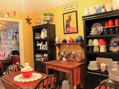 Eclectic Home tiny kitchen Design Ideas, Pictures, Remodel and Decor