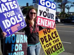 Second Westboro Granddaughter Loses Faith In Bigotry - In an interesting twist of either amazing synchronicity, or an indication of just how estranged the Phelps family is from its own members, a second story came out yesterday detailing the defection of yet another of founder Fred Phelps' granddaughters from the notorious Westboro Baptist Church.