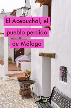 Es una pequeña aldea en #Málaga muy cerca de #Frigiliana Andalucia Spain, Andalusia, Spain Travel, Us Travel, Nerja, Places Of Interest, Portugal, Places To Visit, World