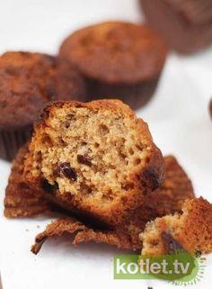 Muffinki pierniczkowe