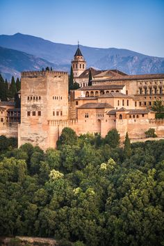 17 Most Beautiful Places to Visit in Andalusia Beautiful Places To Visit, Beautiful World, Most Beautiful, Spanish Architecture, Islamic Architecture, Marbella Old Town, Cheap Beach Vacations, Natural Park, Spain Travel