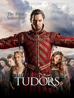 The Tudors. I am obsessed with this time period and especially King Henry VIII and Anne Boleyn! Love this show!