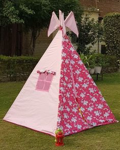 Indoor Tent For Kids, Tent House For Kids, Indoor Tents, House Tent, Kids Teepee Tent, Play Tents, Teepees, Viking Tent, Childrens Tent