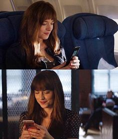 "1,904 mentions J'aime, 27 commentaires - ˗ˏˋ Fifty Shades | Daily Edits (@fiftyshades.scenes) sur Instagram : ""// Sassy Ana.❤ - #qotd: What's your favorite scene of freed? #aotd: Mine is the ice cream…"""