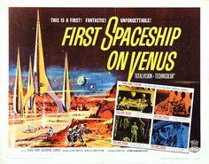 Milcząca gwiazda / First Spaceship on Venus / Der Schweigende Stern