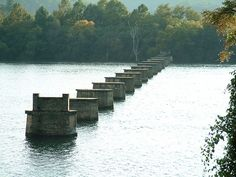 Babcock Trestle --- my great-grandfather helped to build this bridge from Citico to Tallassee TN ( Bridge is gone since Little TN River was flooded for Tellico Dam)