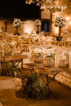 Casamento industrial numa noite encantadora no Rio de Janeiro – Damianna