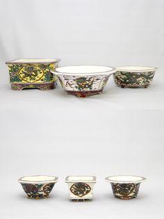 [Japan Pieces Bonsai Vereinigung] - 10. moderne kleine Schüssel Schriftsteller Ausstellung