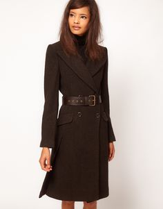 ASOS Limited Edition Military Coat