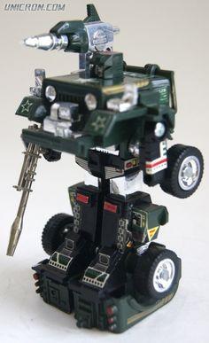 Transformers G1 Hound - Unicron.com