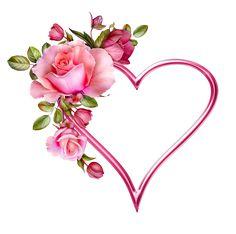 Image du Blog zezete2.centerblog.net Purple Heart Tattoos, Heart Flower Tattoo, Flower Tattoos, Coeur Tattoo, Hearts And Roses, Memorial Tattoos, All Things Purple, Purple Roses, Purple Butterfly